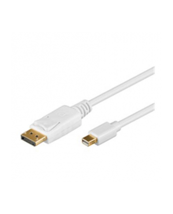 2m Mini Displayport  male -Displayport male, bulk cable