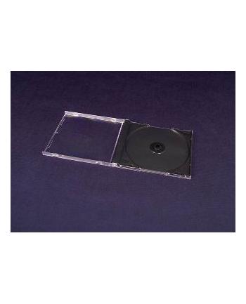 ESPERANZA Box Czarny Tray na 1 CD/DVD ( 200 szt. - Karton)