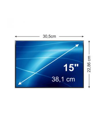 Matryca LCD, podś. CCFL, 15'', 1400x1050, 30 pin, gloss