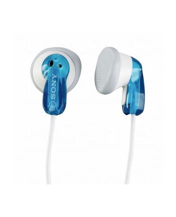 Słuchawki SONY MDR-E9LPL   niebieskie