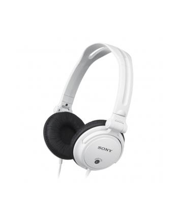 Słuchawki SONY MDR-V150W   białe