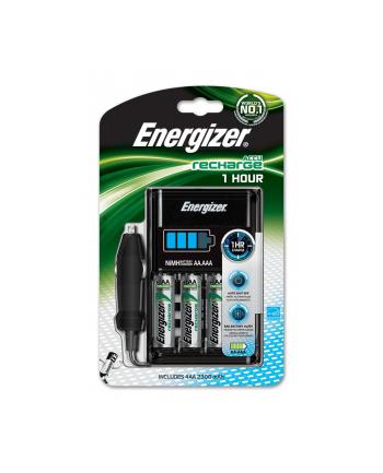 Ładowarka Energizer 1hr+AA HR6/4szt. 2300mAh + Car Adaptor