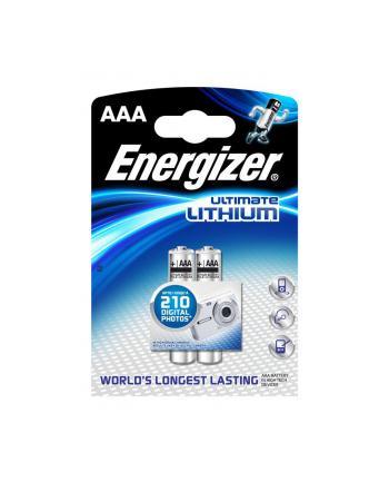 Bateria Energizer LITHIUM AAA L92 /2szt.