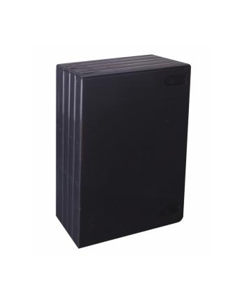 PUDEŁKO NA1 DVD 14mm BLACK 5 SZT.