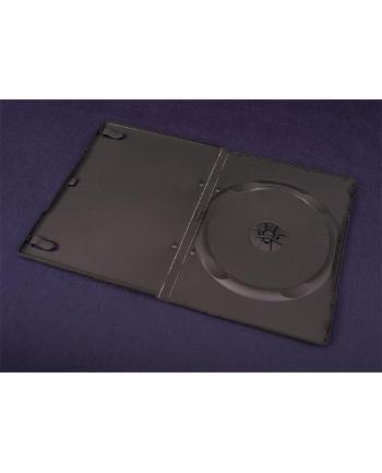 PUDEŁKO NA 1 DVD 9mm SLIM BLACK