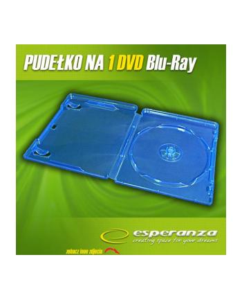 PUDEŁKO NA 1 BLU-RAY 12mm BLUE PAK 5 SZT.