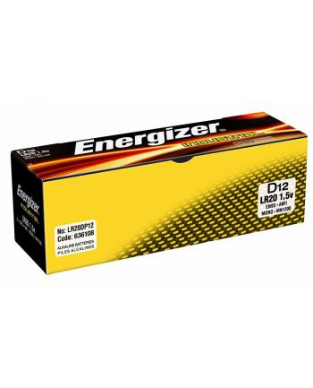 Bateria Alkaliczna Industrial D LR20 / 12szt.