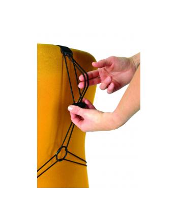 Podpórka profesjonalna pod plecy siatkowa