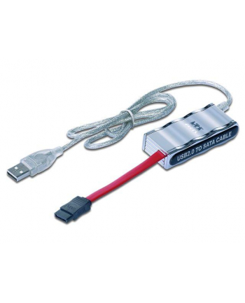 Adapter USB do SATA z zasilaczem