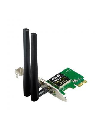 PCE-N15 Network Adapter 11n N300 PCI-E WPS 90-IG1U003M00-0PA0