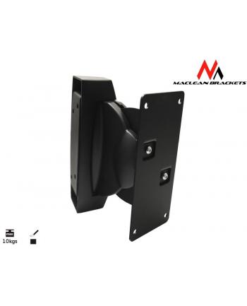 Uchwyt głośnikowy do kolumn Maclean MC-535 B 15kg kpl 2szt