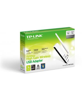 Karta sieciowa TP-Link TL-WN722N USB Wireless G/N