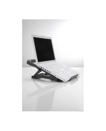 Przenośna podstawka pod laptopa (czarna)