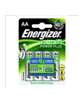 Akumulator Energizer Power Plus AA HR6  /2000mAh /4 szt.