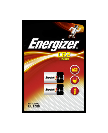 Bateria Energizer PHOTO LITHIUM CR2 /2szt.
