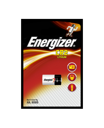 Bateria Energizer PHOTO LITHIUM CR2 /1szt.