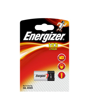 Bateria Energizer PHOTO LITHIUM 123 /1szt.