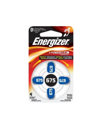 Bateria Słuchowa Energizer Zinc Air 675 / 4szt.