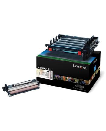 Zestaw obrazujący Lexmark black | retail | C54x