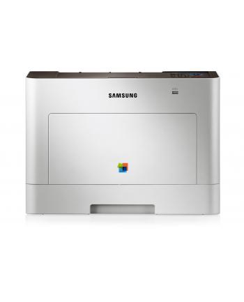 Samsung Drukarka KOLOR CLP-680ND/24ppm A4 USB2 LAN, PCL, PS3, duplex