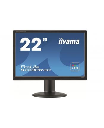 22'' B2280WSD DVI/D-sub/pivot/glosniki