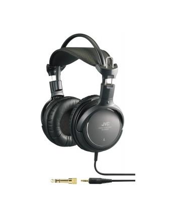 Słuchawki JVC HA-RX900 E / nauszne; kolor czarny