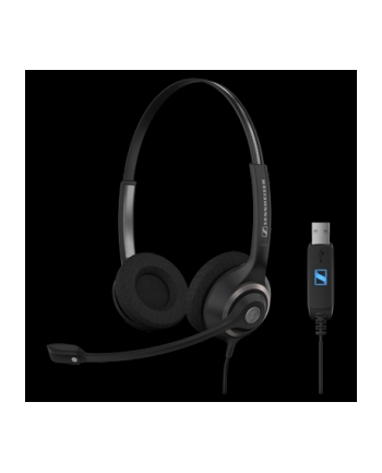 Słuchawka Sennheiser SC 260 USB DO CALL CENTER