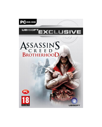 GRA NEW EXCLU ASSASSIN'S CREED BROTHERHOOD (PC)