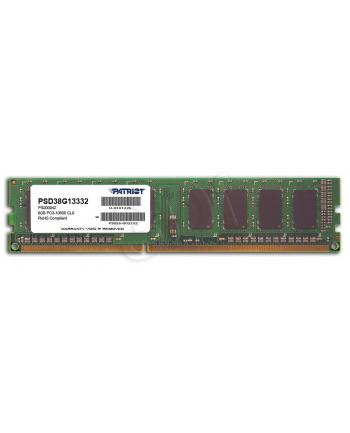 Patriot 8GB 1333MHz DDR3 Non-ECC CL9 1.5V Heatsink