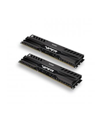 Patriot ViperX 3RD 2x4GB DDR3 1600MHz CL9 1.5V, XMP 1.3 Dual Channel