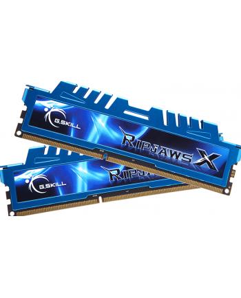 G.SKILL RipjawsX DDR3 2x8GB 1600MHz CL9