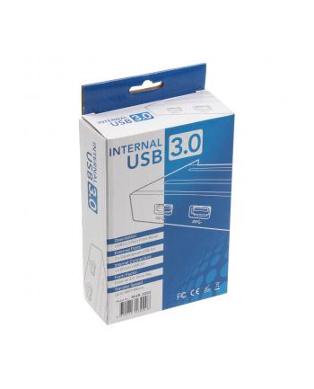 PANEL PRZEDNI CHIEFTEC MUB-3002 - 2 x USB3.0 - 3 5