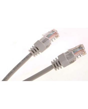 Molex Kabel krosowy RJ45, 568B, U/UTP, linka, PowerCat 5e, LS0H 1.5m, Szary