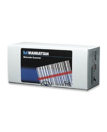 Manhattan Skaner kodów kreskowych CCD odczyt 30 cm diodowy USB