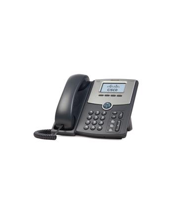 Cisco 1 Line IP Phone with Display, PoE and Gigabit PC Port