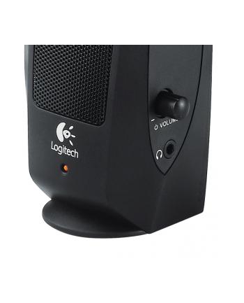 Logitech S120 OEM black głośniki 2,0  980-000010