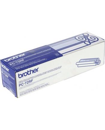 Brother folia TTR do faxu T74/T76/T104/T106 (x2)