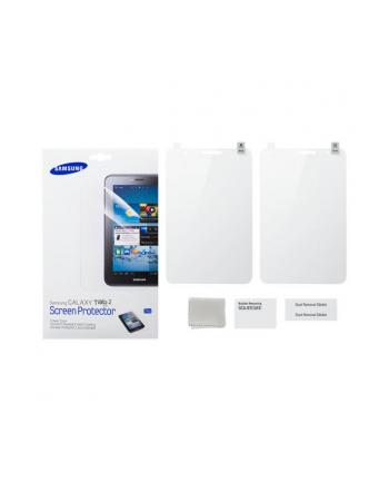 ETC-P1G5CEGSTD Folia ochronna do Galaxy Tab2 (7.0'')