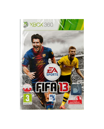 Gra FIFA 13 (XBOX 360)