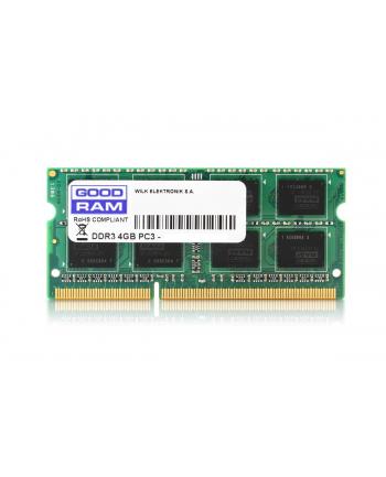 GOODRAM SO-DIMM DDR3 4 GB/1600MHz