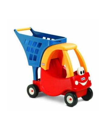 LITTLE TIKES Wózek na zakupy z koszem