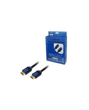 LOGILINK Kabel HDMI High Speed z Ethernet v.1,4 z 3D , dł.10m