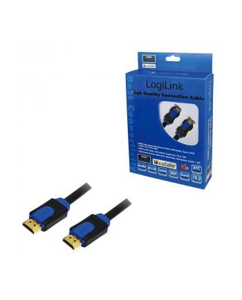 LOGILINK Kabel HDMI High Speed z Ethernet v.1,4 z 3D , dł.20m