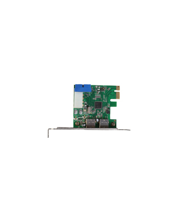 i-tec PCIe Card USB 3.0 SuperSpeed 2x External+ 1x Internal 20pin