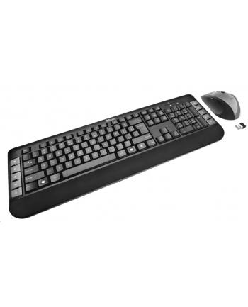 Tecla Wireless Multimedia Keyboard & Mouse