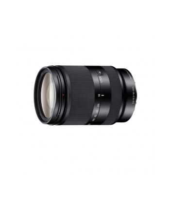 Sony SEL-18200LE Light, kompaktowy teleobiektyw z zoomem 11x zakres i optyczny stabilizator SteadyShot, E18-200mm F3.5-5.6 high magnification zoom lens.