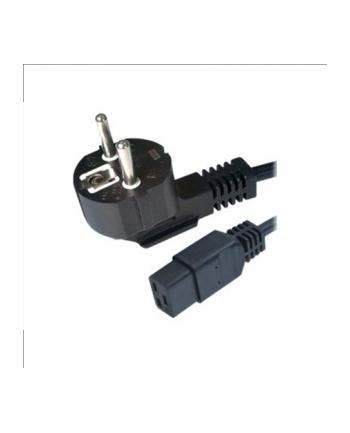 Kabel zasilający serwerowy C19 16A 1,8M
