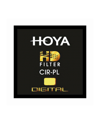 FILTR POLARYZACYJNY HOYA PL-CIR HD 55 mm