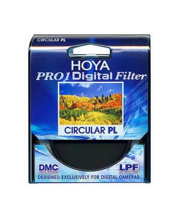 FILTR POLARYZACYJNY HOYA PL-CIR PRO1D 55 mm