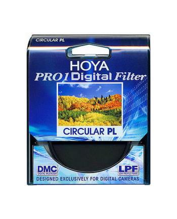 FILTR POLARYZACYJNY HOYA PL-CIR PRO1D 77 mm